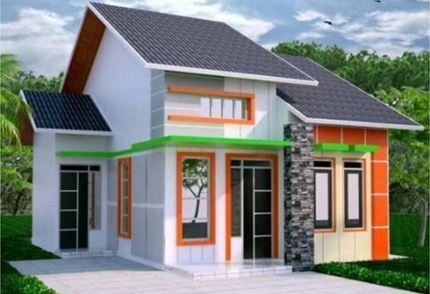 Desain Rumah Sederhana Elegan