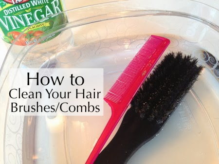 bowsweet tuesday tips how to clean your hair brushes bs