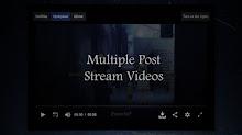 Cara membuat Post Streaming Video