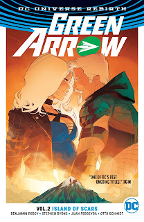 Review green arrow vol 2 island of scars rebirth trade its perhaps a bit of understatement to call a book involving a high speed undersea train heist a down trade but it feels like green arrow vol fandeluxe Images