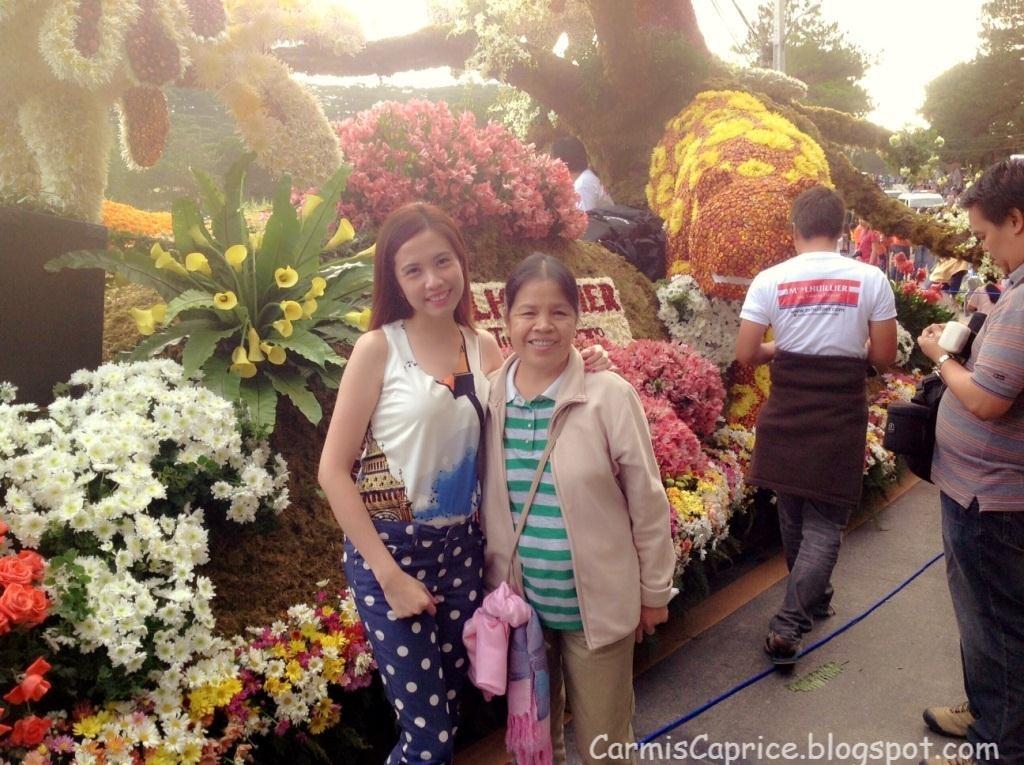 Carmi's Caprice Baguio Panagbenga Festival 2013