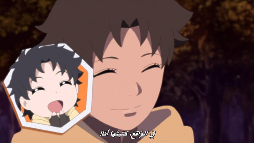 الحلقة 107 من أنمي بوروتو: ناروتو الجيل التالي Boruto: Naruto Next Generations مترجمة