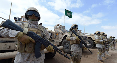 Les Royales Saudi Arabian Forces armées comprennent l'ensemble des structures militaires de défense du royaume d'Arabie saoudite placées sous la responsabilité du Ministre de la Défense, ainsi que la Garde nationale d'Arabie saoudite (en) (SANG) qui reste indépendante du ministère.