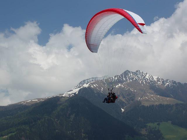 paragliding passeiertal