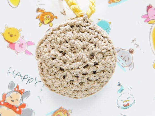 Pancake Sponge Crochet Pattern