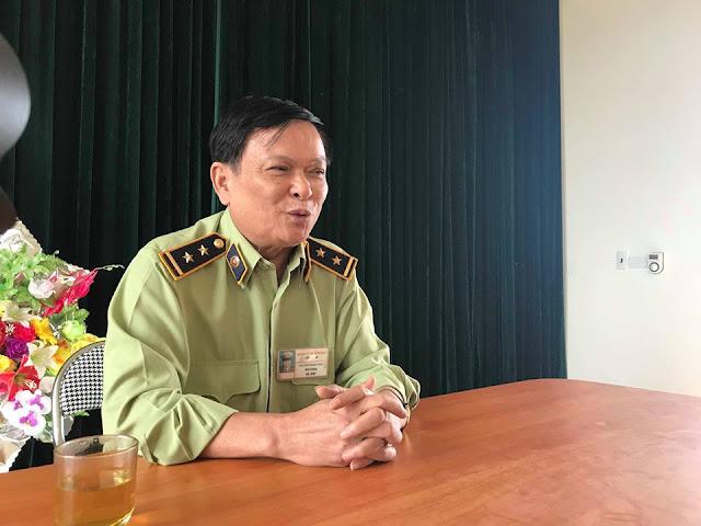 Ông Nguyễn Mạnh Hùng