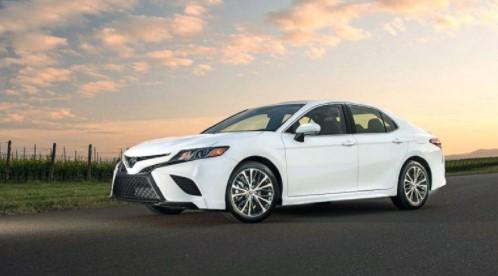 2020 Toyota Camry Hybrid XSE
