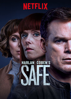 Download Safe {Netflix Series} (Season 1) English 720p WEBRip HEVC