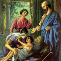 Jeroboam and his dying son