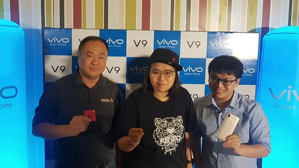 Vivo V9 Mall Tour SM Mall of Asia