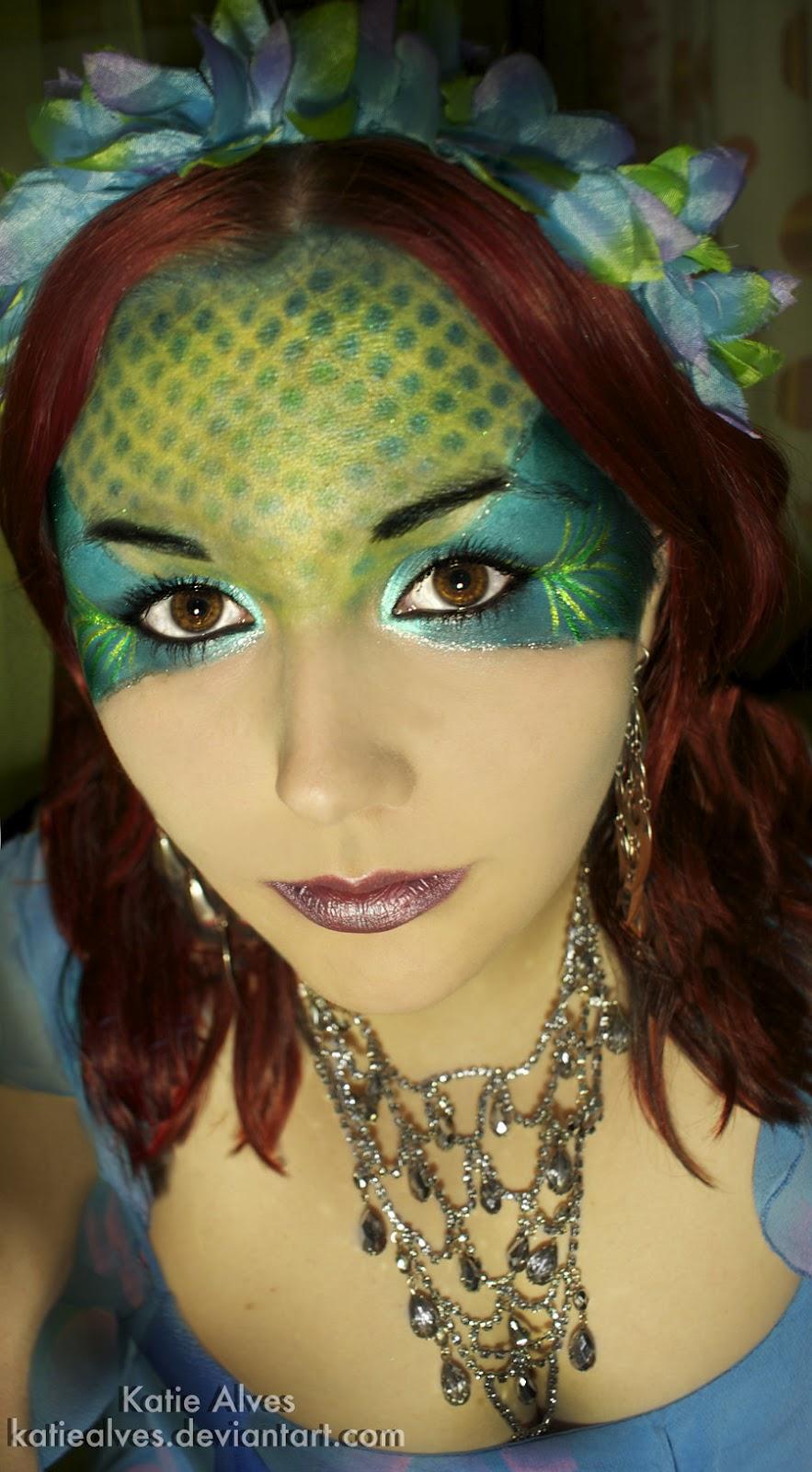 Makeup Ideas: AllBeautyBrands: Halloween Makeup Ideas