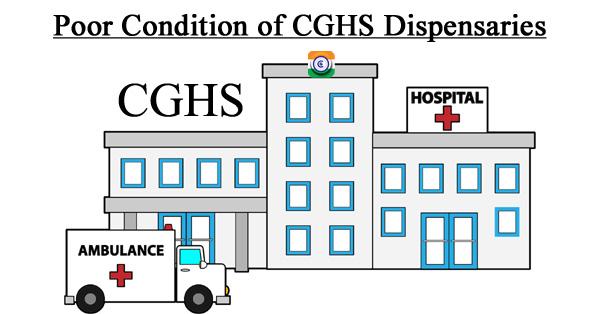 CGHS-Dispensaries