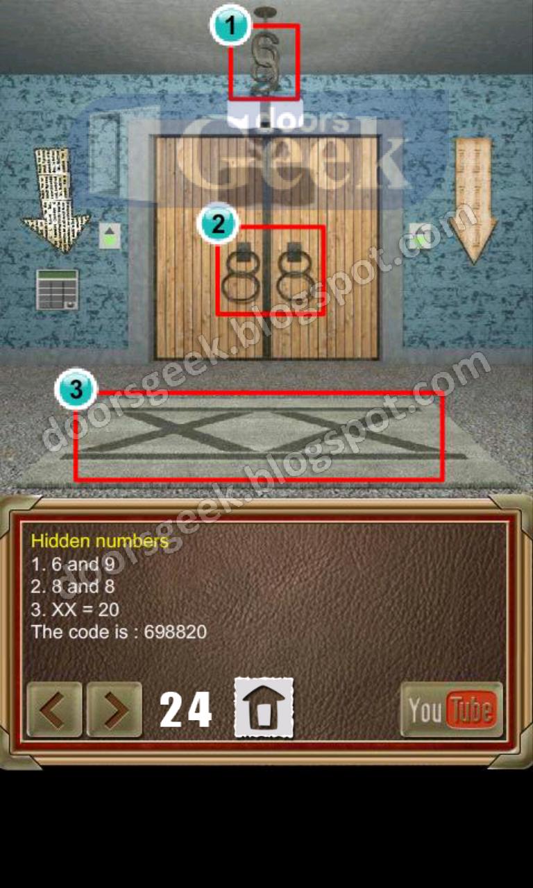 Can You Escape The 100 Room Level 24 Walkthrough Wonderful