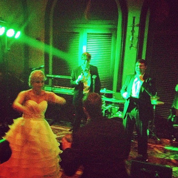 Ideas For Wedding Reception Without Dancing: The Company She Keeps: The Wedding