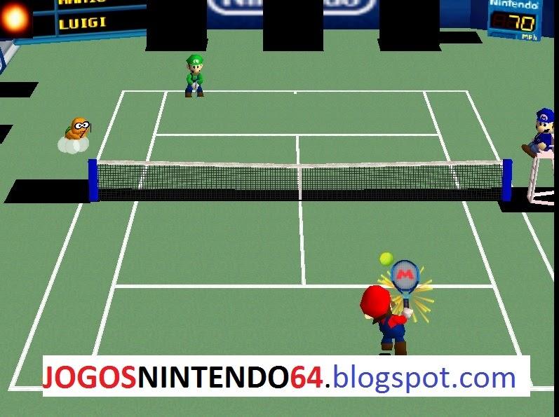 Download mario tennis rom