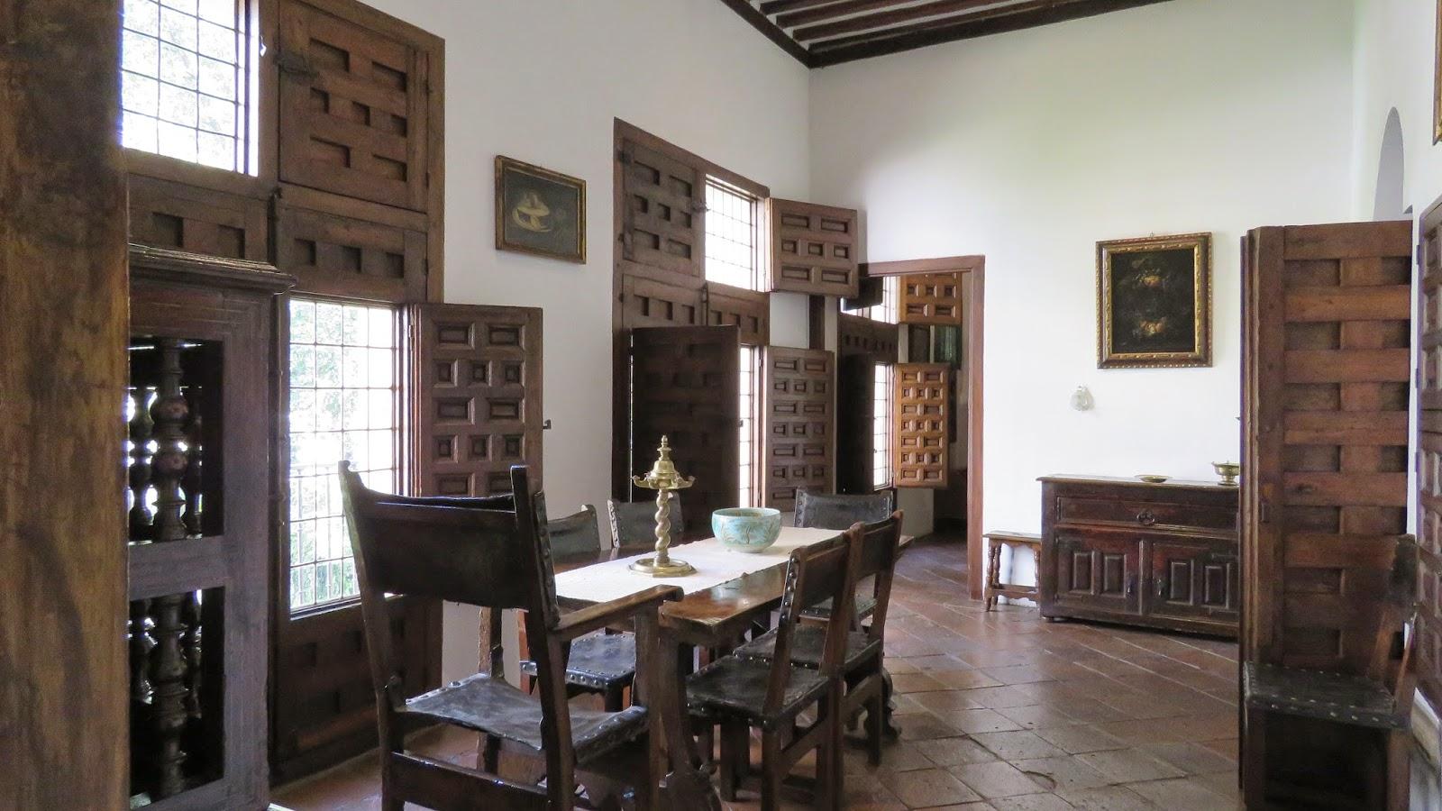 Visitando la casa museo de lope de vega conmimochilacuestas - Casa vega madrid ...