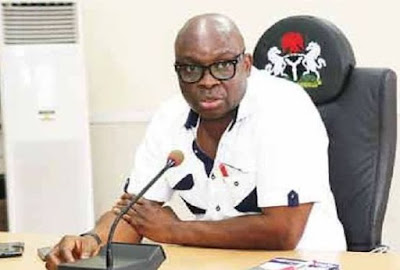 Leaked Phone Conversation: It's Time For Buhari To Resign – Fayose