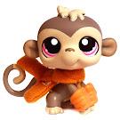 Littlest Pet Shop 3-pack Scenery Monkey (#1029) Pet