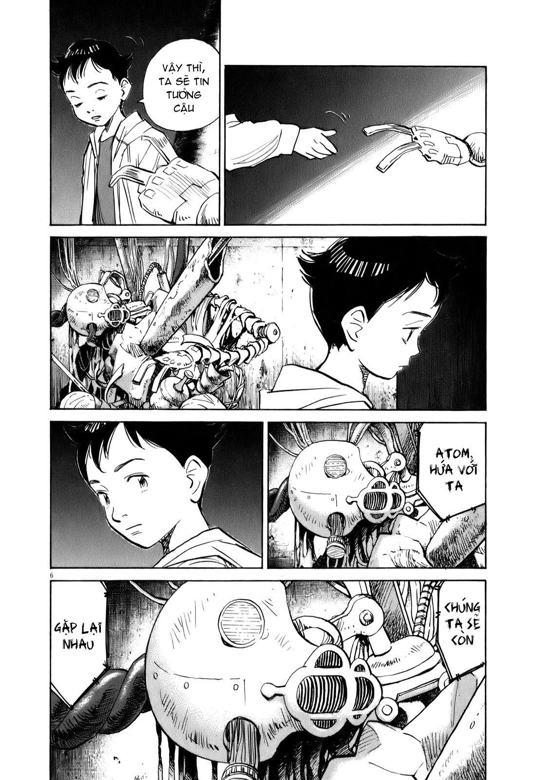 Pluto chapter 59 trang 9