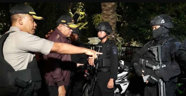 Sebar Polisi Bersenjata, Kapolda Jatim: Tindak Tegas Penganggu Pemilu