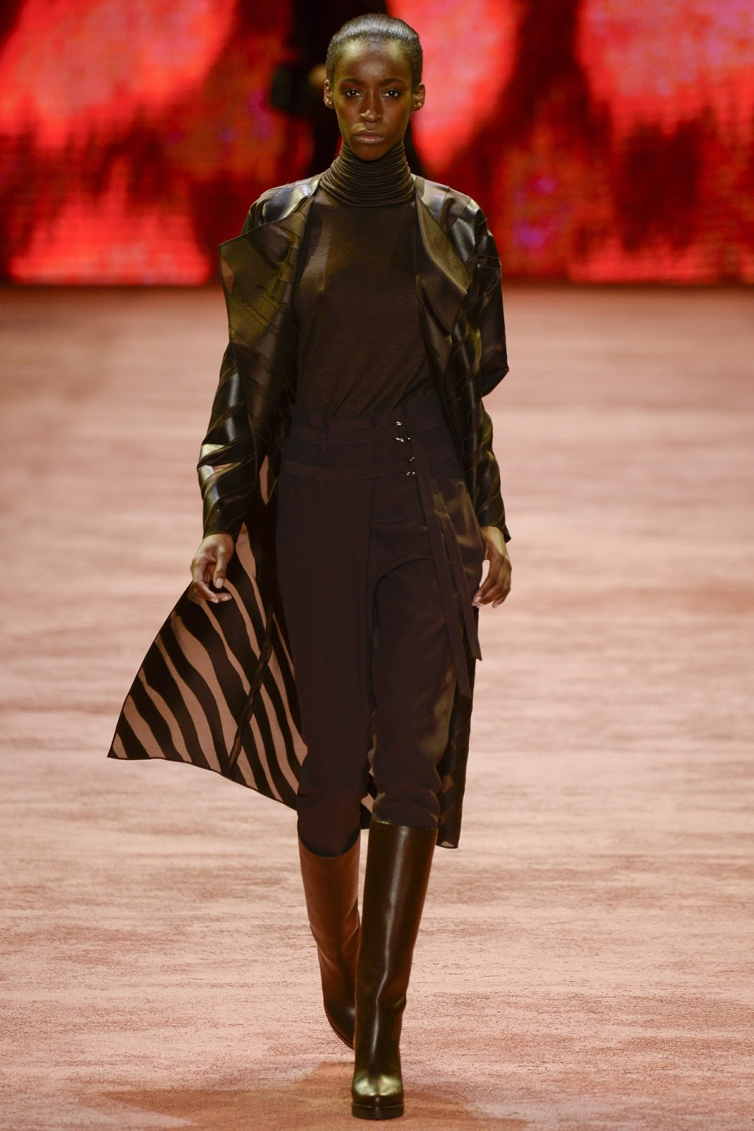 Paris fashion week best collections / Akris Fall/Winter 2016 via www.fashionedbylove.co.uk british fashion blog