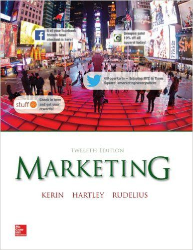 Marketing Management 12th Edition Pdf
