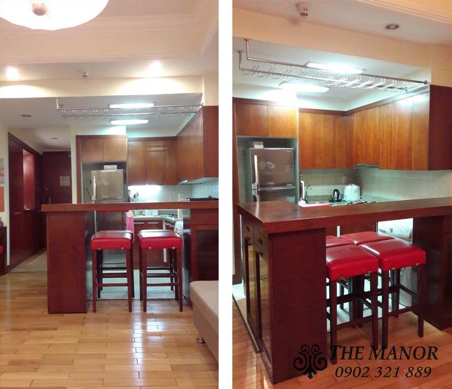 căn hộ The Manor HCM cho thuê giá rẻ dịp cuối hình 2