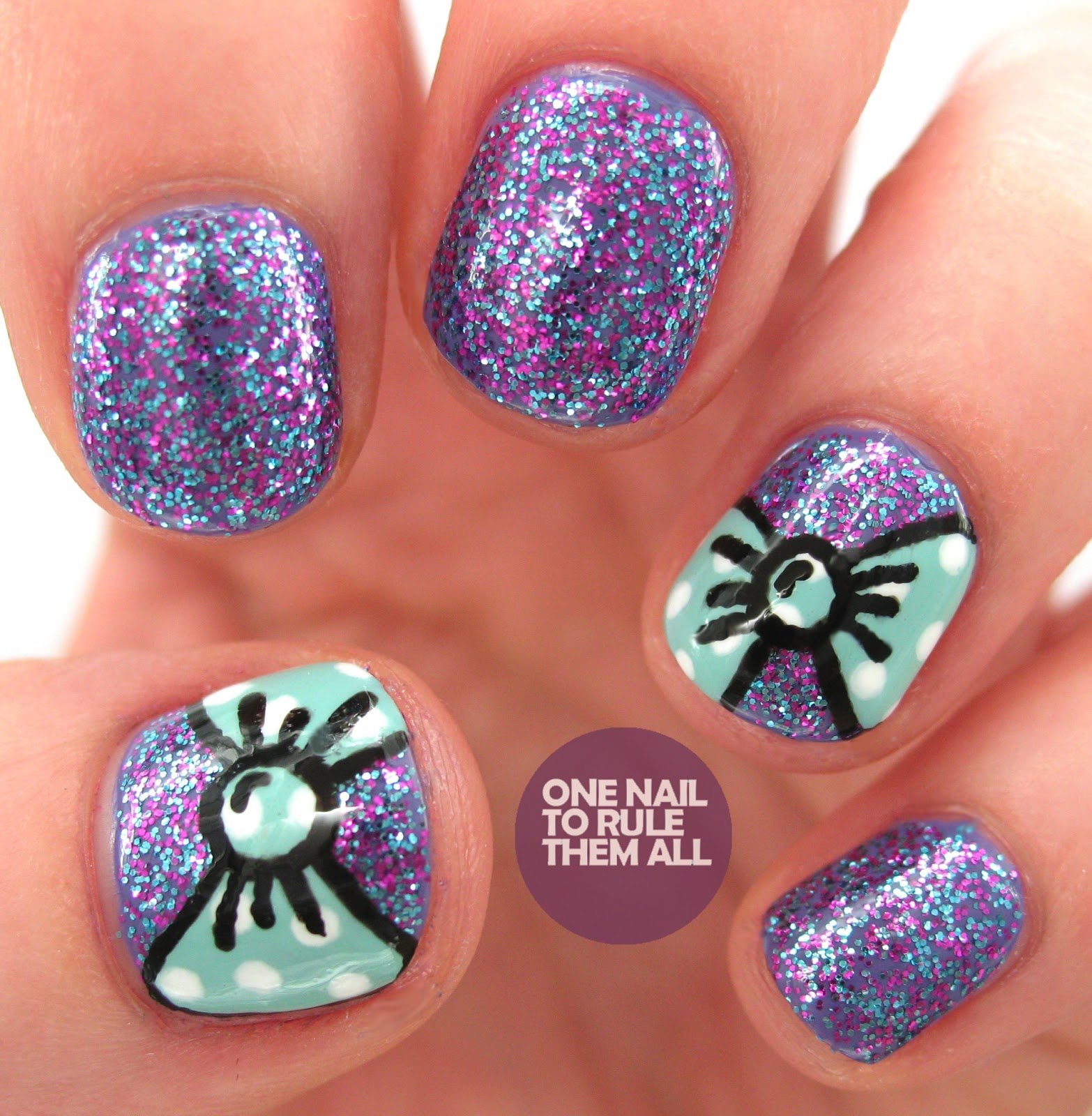 One Nail To Rule Them All: Barry M Nail Art Pens Review