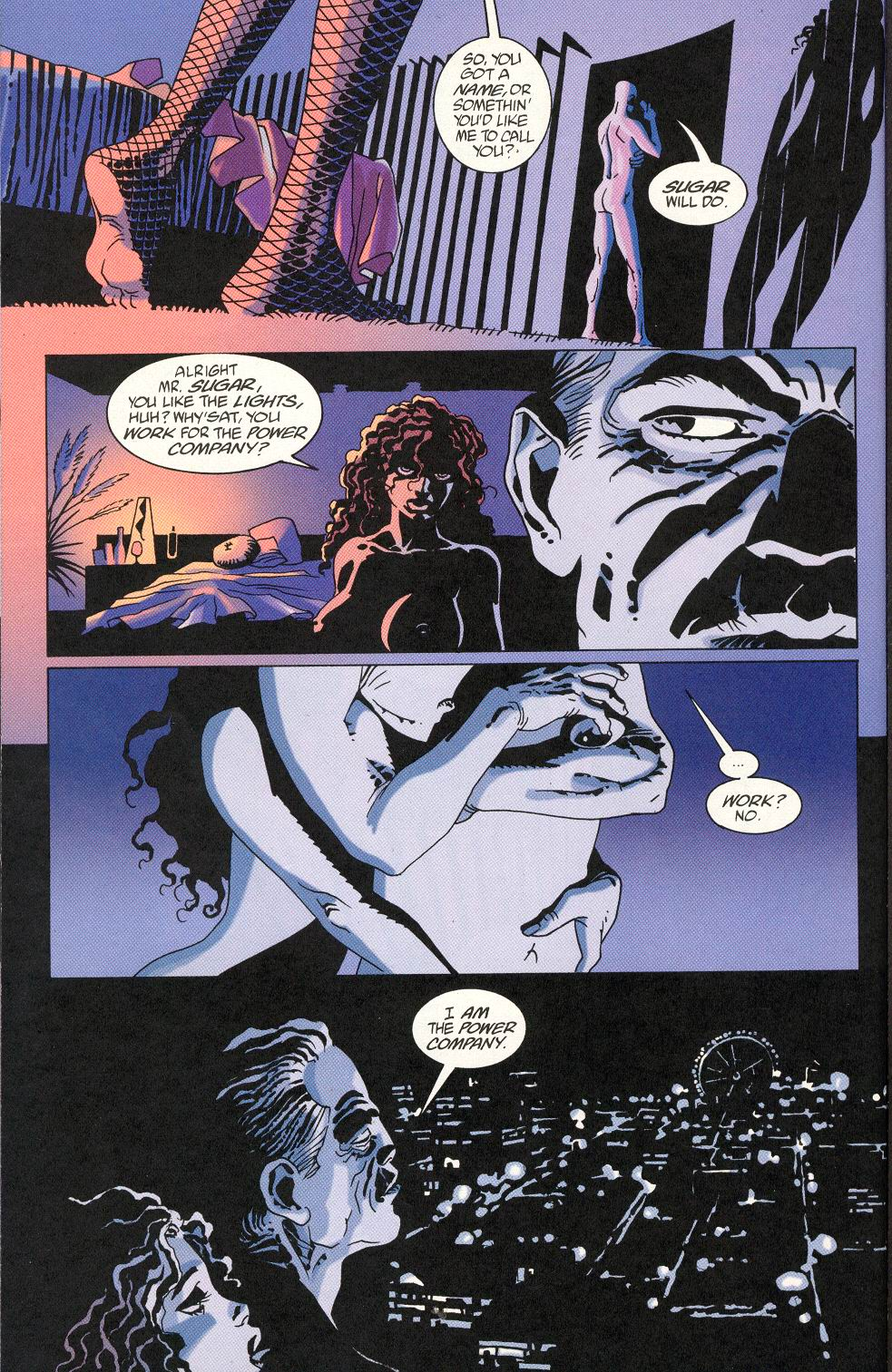 Read online 100 Bullets comic -  Issue #24 - 11