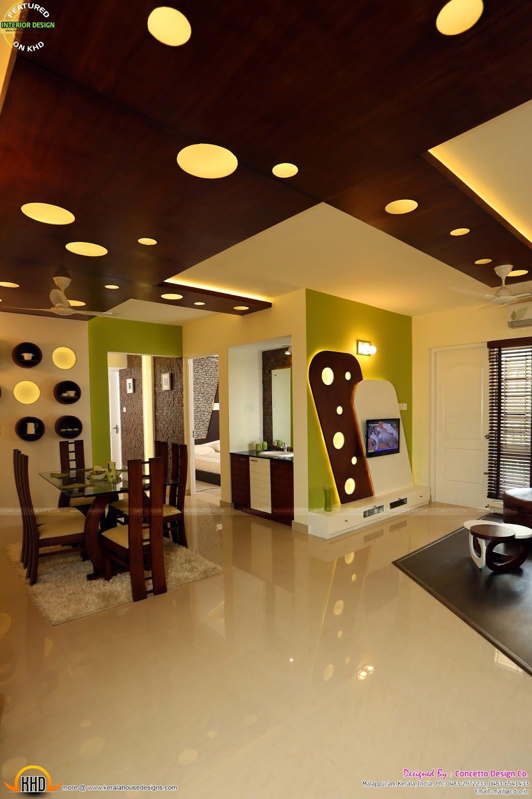 Kerala House Interior Design: Kerala Home Design And Floor