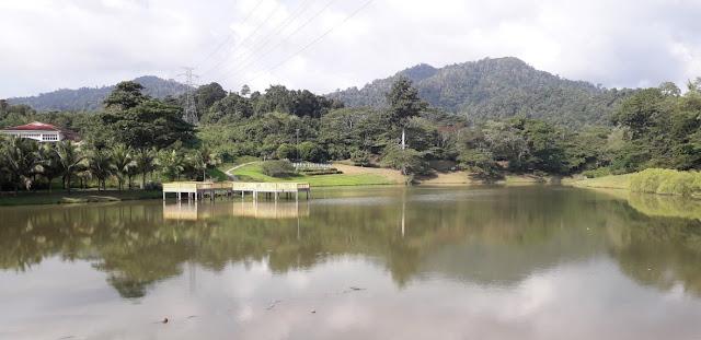 Taman Tasik Raub
