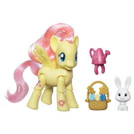My Little Pony Action Play Pack Fluttershy Brushable Pony