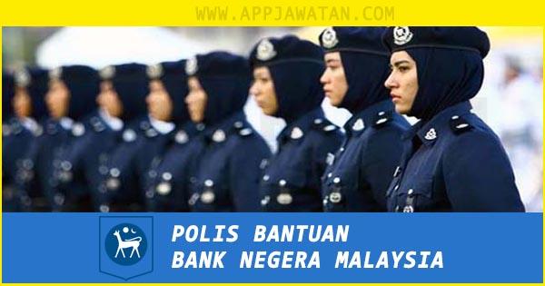 Iklan Jawatan Kosong sebagai Polis Bantuan
