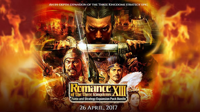 Romance of the Three Kingdoms XIII: Fame and Strategy Expansion Pack Bundle