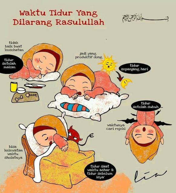 Komik-Komik lucu tentang pelajaran islam Yang pertama