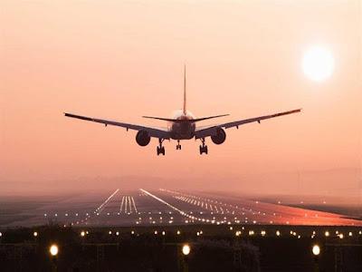 سفر, طائرة, خرافات, طيار,