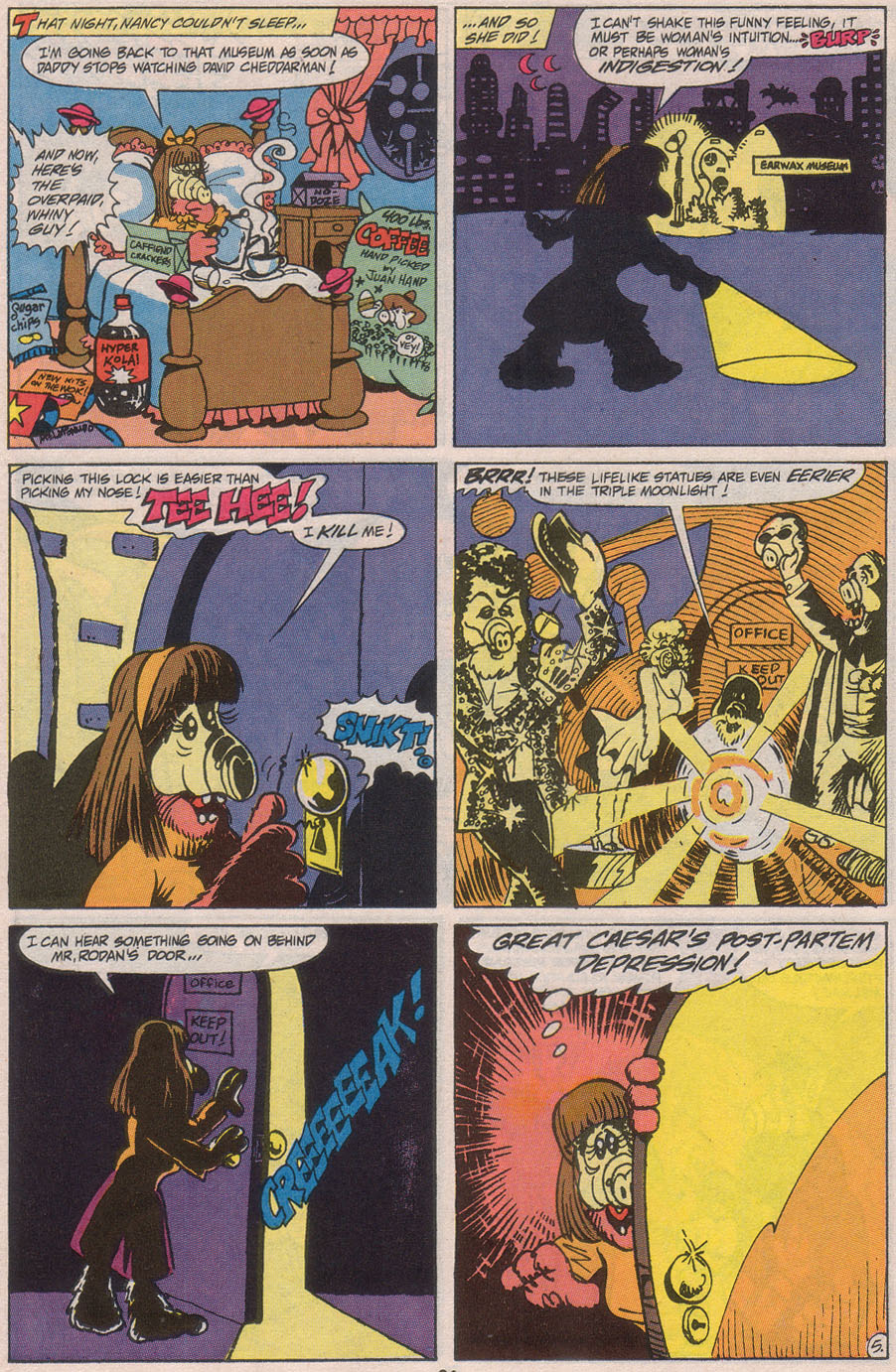 Read online ALF comic -  Issue #45 - 26