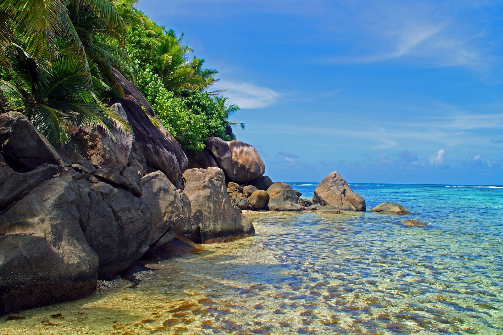 Travel to Seychelles