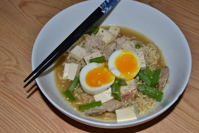 Ramen: Not The Pre-Packaged Kind We Lived on in College