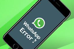 WhatsApp Error? Begini Cara Mengatasi Aplikasi WhatsApp (WA) Bermasalah di Android
