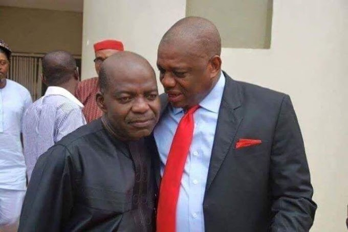 S'COURT RULING: Abia APGA Guber Candidate Accept Defeat, You Won't Believe What He Is Asking For