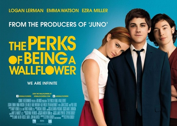 film romantis The Perks of Being a Wallflower