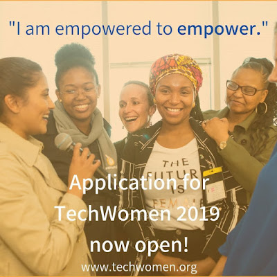 TechWomen Program 2019 For Emerging Women Leaders In STEM
