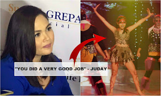 """""""You did a very good job !! your professionalism and .. -- Juday Notice Yaya Dub's Performance"""