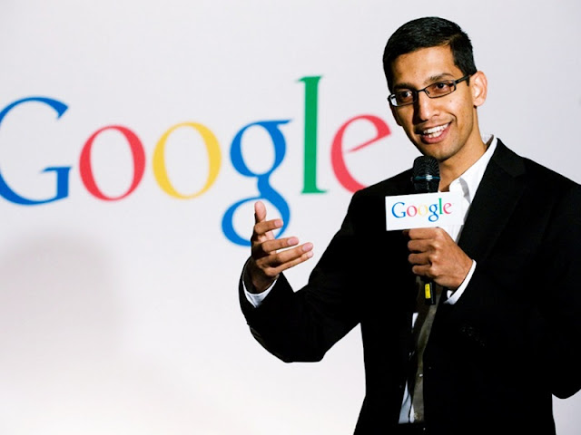 Sundar Pichai - Google CEO - Speech During An Event