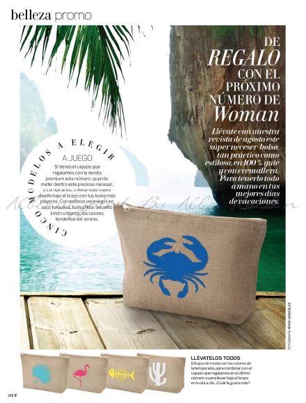 Avance revistas agosto 2017 woman
