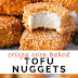 Crispy Breaded Tofu Nuggets