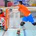 Hockey patines | El Gurutzeta golea al Lagunak navarro con un 1-7 en Barañáin