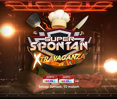 Senarai Peserta Program Super Spontan Xtravaganza 2018