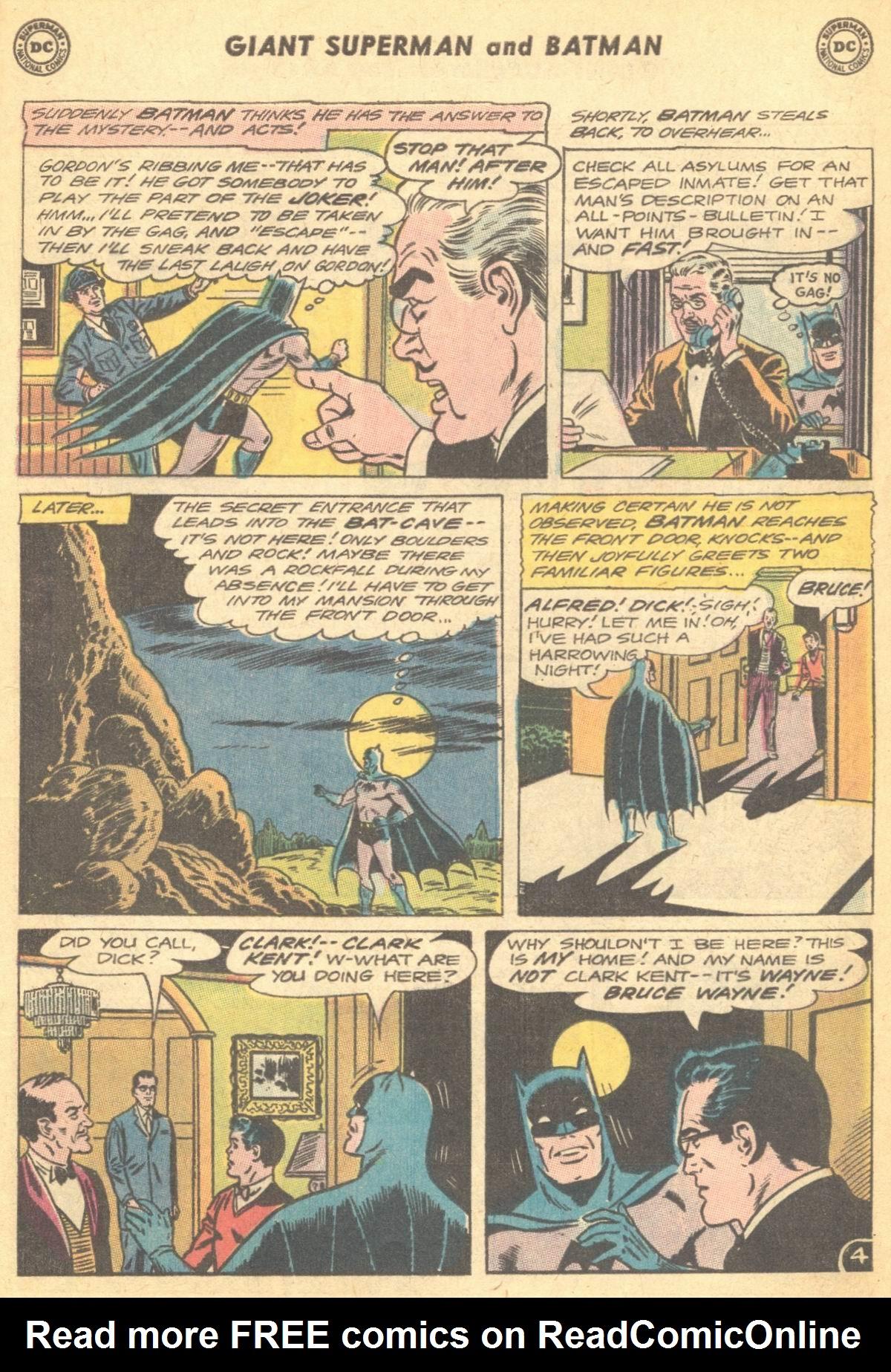 Read online World's Finest Comics comic -  Issue #188 - 55